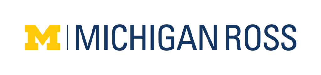 Michigan Ross Logo